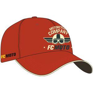FC-Moto Wings Cap  - Punainen - Size: yksi koko