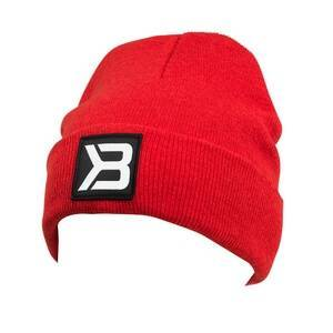 Better Bodies Tribeca Beanie, bright red, Better Bodies
