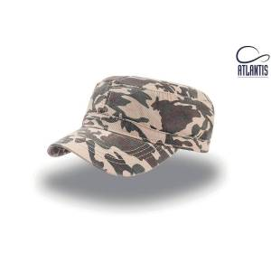 Atlantis Chino bomull Uniform militær lue (pakke med 2) Camo Khaki One Size
