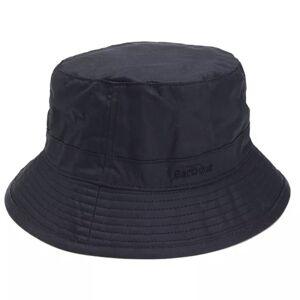 Barbour Wax Sports Hat Blå