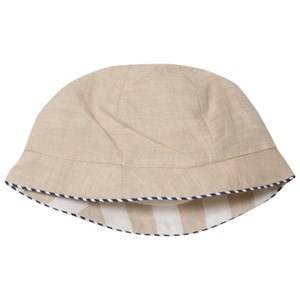 Mayoral Beige Reversible Hat 2-4 months