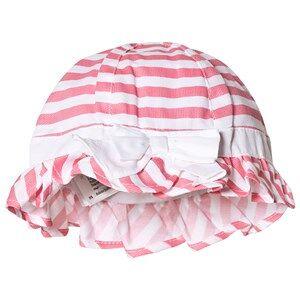 Mayoral Pink Stripe Hat 48 (9-12 months)