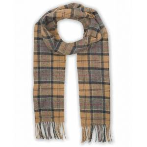 Barbour Lifestyle Tartan Lambswool Scarf Dress