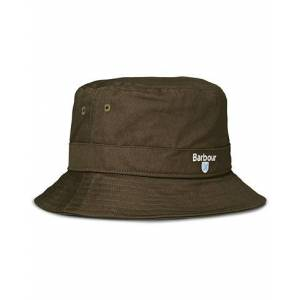 Barbour Lifestyle Cascade Bucket Hat Olive