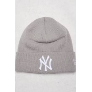 New Era Mössa NY Yankess Basic Cuff Knit Grå