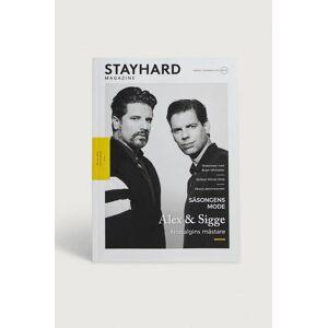 Stayhard Stayhard Magazine Grå  Male Grå