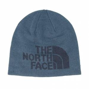 The North Face Mössa Highline Shady Blue/Urban Blue Beanie - The North Face - Blå Traditionella