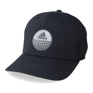 Adidas Keps Globe Black/Black Trucker - Adidas - Svart Trucker