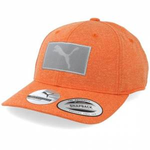 Puma Keps Kids Youth Utility Patch Orange Adjustable - Puma - Orange Reglerbar