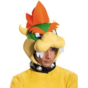 Vegaoo.se Bowser huvudbonad från Nintendo för vuxna