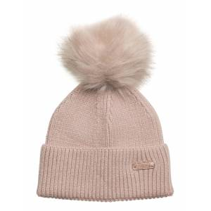 Barbour B.Intl Mallory Pom Beanie Accessories Hats & Caps Beanies Rosa Barbour