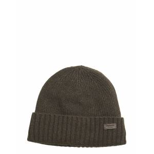 Barbour Carlton Beanie Accessories Hats & Caps Beanies Grön Barbour