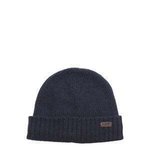 Barbour Carlton Beanie Accessories Hats & Caps Beanies Blå Barbour
