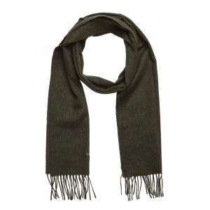 Barbour Plain Lambswool Scarf Scarf Grå Barbour