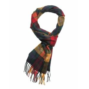 Barbour New Check Tartan Scarf Scarf Multi/mönstrad Barbour