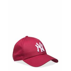 New Era Leag Esnl 940 Neyyan Accessories Headwear Caps Röd New Era