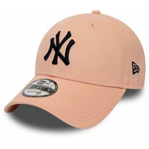 New Era League Essential 9Forty Unisex Keps rosa