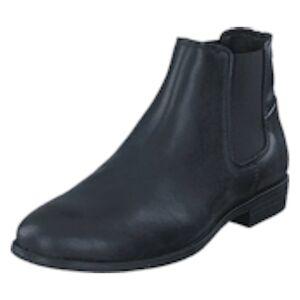 Jack & Jones Frank Leather Antracite, Shoes, lila, EU 44
