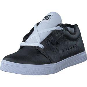 DC Shoes Tonik Se Black/White, Skor, Sneakers och Träningsskor, Låga sneakers, Svart, Barn, 30