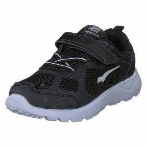Bagheera Moxie Black/white, Barn, shoes, svart, EU 22