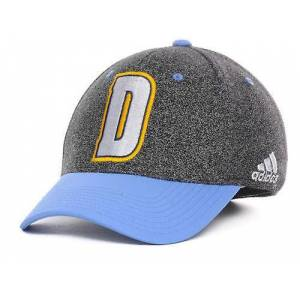"Adidas Denver Nuggets NBA Adidas ""Center Court"" Stretch utrustade hatt"