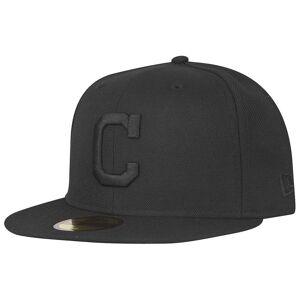 New Era Ny era 59Fifty keps-MLB svart Cleveland Indians