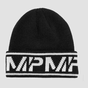 Myprotein Logo Beanie Hat - Svart