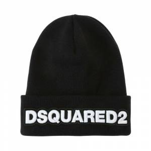 Dsquared2 Logo-embroidered hat