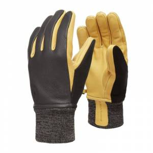 Black Diamond Dirt Bag Gloves Svart