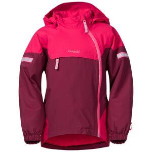 Bergans Ruffen Insulated Kids Jacket Rosa