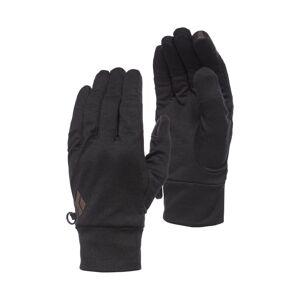 Black Diamond Lightweight Wooltech Gloves Grå