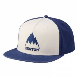 Burton Roustabout Cap Blå