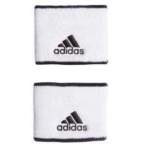 Babolat ADIDAS Wristband Small White 2-pack
