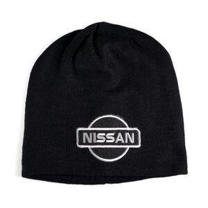 Mössa Patch - Nissan Svart-Vit