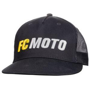 FC-Moto Basic Trucker Cap en storlek Svart