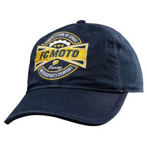 FC-Moto FCM-Fan Cap en storlek Blå
