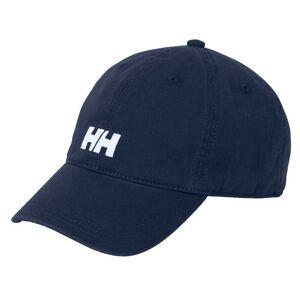 Helly Hansen Logo keps Navy STD