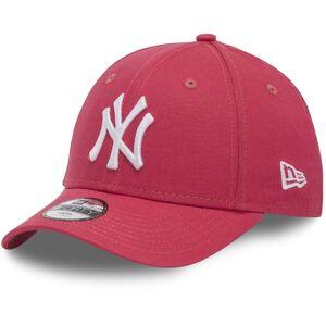 New Era MLB 9Forty Kids Keps, Corall White 4-6 år