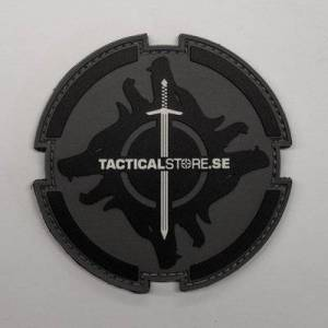 Tacticalstore 4Beasts Grey - Limited Edition Tacticalstore PVC patch