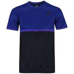 adidas Camiseta adidas Court - Masculina - AZUL ESCURO