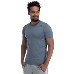 adidas Camiseta adidas Freelift Fitted Elite - Masculina - CINZA