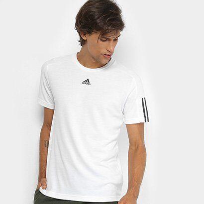Camiseta Adidas Id Stdm 3S Masculina - Masculino