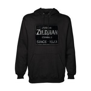 Zildjian Vintage Sign Hoodie - XX-Large, Pullover hoodie with a rec TILBUD NU