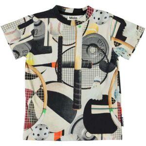 Molo Road T-Shirt - Sports Gear - Str. 104