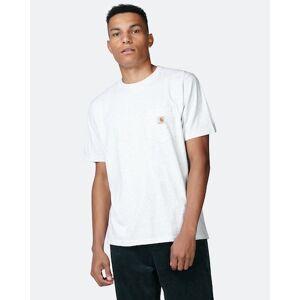Carhartt T-shirt - Pocket Blå Female 31