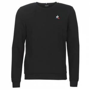 Le Coq Sportif  ESS CREW SWEAT N°2 M  Herre  Tøj  Sweatshirts herre H XL Sort