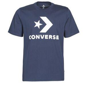 Converse  STAR CHEVRON TEE  Herre  Tøj  T-shirts m. korte ærmer herre