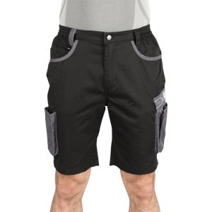 iXS Shorts iXS Team, Sort/Grå