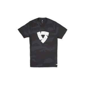 REV'IT! T-Shirt Rev'It! Chester, Camo Sort/Grå