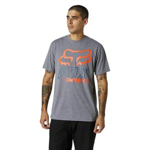 FOX T-Shirt FOX Racing Hightail Tech, Grå